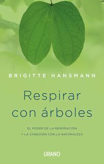 """Avui a la biblioteca d'Arenys de Munt es farà la xerrada """"Respirar amb arbres"""" a càrrec de Brigitte Hansmann."""